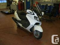 single owner low kms, new tires, extra windshield.Get