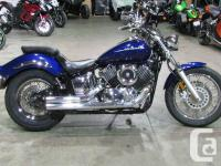 2008 YAMAHA 1100 VOLT-STAR CUSTOM-ONLY $5499 PLUS TAX