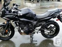 2009 Yamaha FZ6 TwoBrothers Exhaust , Power Commander,