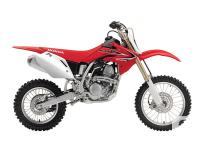 The CRF150F takes easy operation to the maxJust because