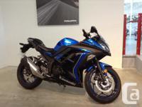 New Ninja 300 ANTI-LOCK BRAKING SYSTEM SE .Whether