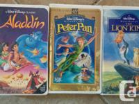 . Aladdin, Lion Master, Dumbo, as well as Peter Pan.