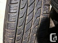 Toyo Extensa A/S P195/70R14 Steel Belted Radial Tires
