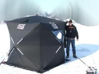 Eastman 4 man Pop-up Ice Fishing Outdoor tents -Like