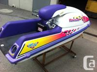 I have 3 kawasaki stand up jet skis 1993 kawasaki 750sx