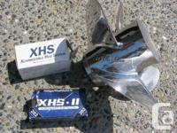 4 Cutter Stainless Beauty XHS prop by MICHIGAN WHEEL. :