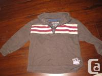 3 Sweaters and 1 sweater vest - size 4 and 5 Located in, used for sale  British Columbia
