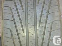 4 - Michelin HydroEdge Tires - All Season Radials 225 /
