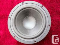 """I'm selling 4 new Dayton Audio Reference Series 7"""""""