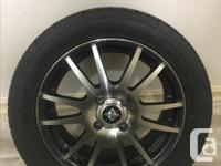 $600 For Sale 4 Nitto Neo Gen tires(205/50/15) on Core
