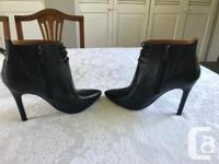 4 pair of new/near new women's shoes. All Size 9. 1