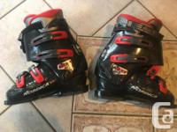 Skis 170-180cm Boots Sizes 9/10 and 280-285 Firefly, DC