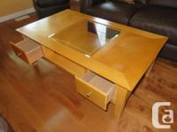 4-piece Coffee Table Set In great condition. Includes