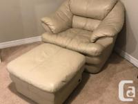 Couch, love seat, chair and ottoman, excellent