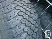 4 tires P225 / 75R16 104SMS   65% Tread left  Call