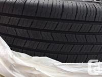 4 tires, all weather M+S (195-65-R15) in excellent