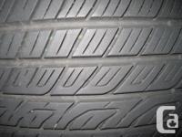 4 Toyo Versado LXII all season tires , size P205 65