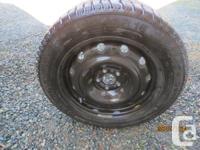 4 wintertime tires for sebring 2004-2007 [205 60 16]