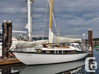 ~~This is a beautiful classic sloop that has been