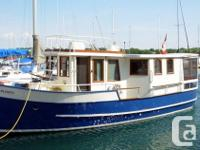 If your dream is cruising the Trent/Severn and Rideau