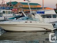 1998 SEARAY SUNDANCER ,FULLY AQUIPE WITH RAYRINE