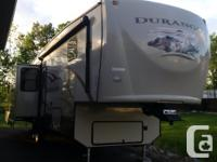2013 K-Z Durango 336RE, Length: 36 feet., 3 slides,