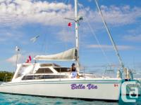"""Live the Dream"" and sail anywhere in the world aboard"