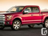 Description: This 2015 Ford F-150 XLT Crew Cab is in