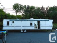 Stunning 40 ft Glendale Park Design RV For Sale: to be