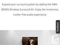 "40"" 3.1 channel sound bar with wireless Bluetooth"