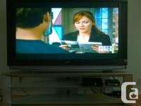 Great TV, it has amazing Picture, it has a HDMI slot, I