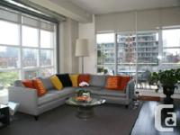 Stylish! 2Bed/2Bath Loft In The Heart Of King St. West!