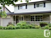 SOLD! Wow! Beautiful 2 storey family home in desirable
