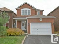 Welcome to 100 Booth Cres in Ajax. This is a Beautiful