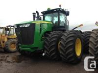 9460R 2014 John Deere 9460R, Articulated four