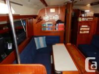Beautiful C&C 40' in good condition and ready for new