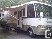 2003 Newmar Scottsdale, 40389 mis, 2 power slides,