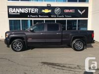 Description: This must see GMC Sierra is a perfect
