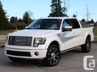 2012 - F 150 HARLEY  *** Financing Available ***