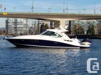 This 48 Sea Ray Sundancer is extremely well maintained