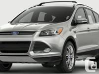 Description: This 2016 Ford Escape Titanium will change