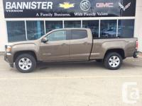 Description: Here is the allnew GMC Canyon. This large