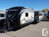 This Aerolite travel trailer is not 1 to miss out on!