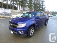 Description: Colorado is reinventing the midsize pickup