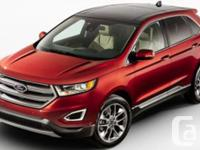 Description: This 2016 Ford Edge SEL will change the