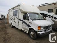2007 Forest River Lexington 235 Class B Motorhome, Ford