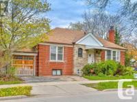 Overview Fantastic 2+1 Bdrm Detached House Rental In