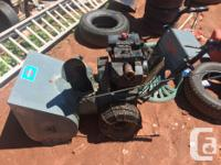 Walk behind snowblower for sale works great, 10hp 42 for sale  Prince Edward Island