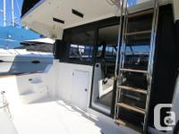 Spacious and comfortable cruiser, this 4388 Bayliner