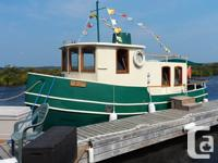 SOLD!A VERY RARE BOAT INDEED.Back in the mid 1980's